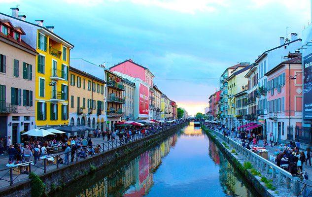 Il Quartiere Navigli di Milano: simbolo della movida milanese, ma non solo