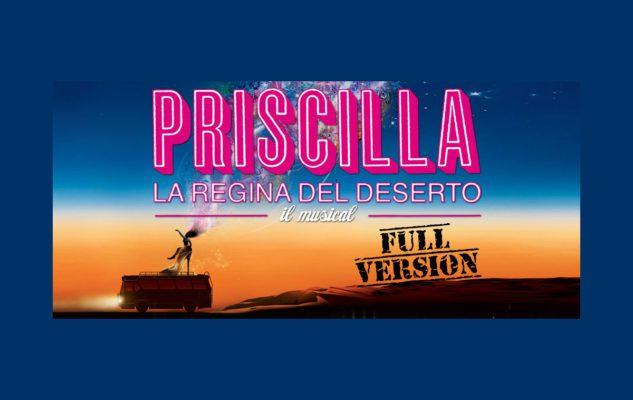 Priscilla La Regina del Deserto: il Musical a Milano nel 2020