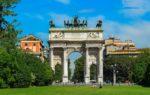 L'Arco della Pace di Milano, monumento simbolo della storia milanese