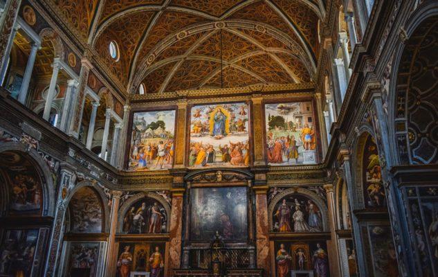 Chiesa di San Maurizio al Monastero Maggiore Milano
