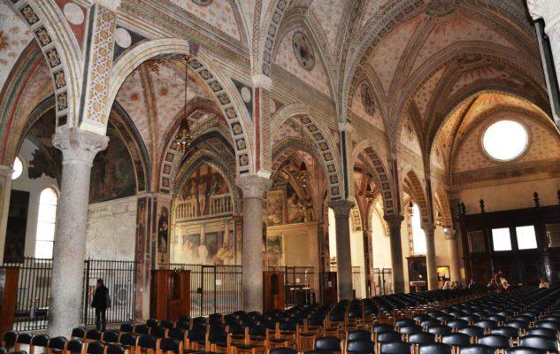 Chiesa di Santa Maria delle Grazie Milano