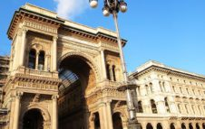 """La Galleria Vittorio Emanuele II, il """"Salotto di Milano"""""""