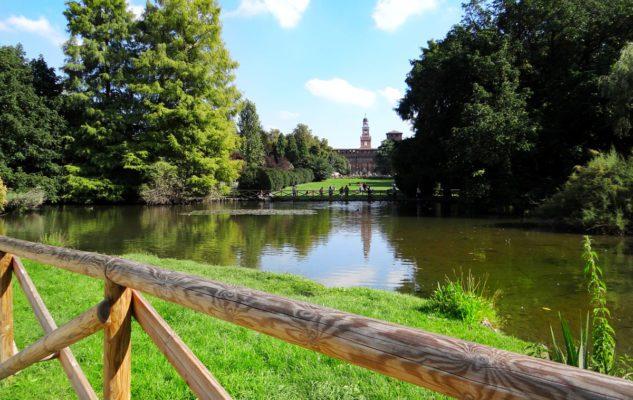 Parco Sempione: un'oasi di pace nel cuore di Milano