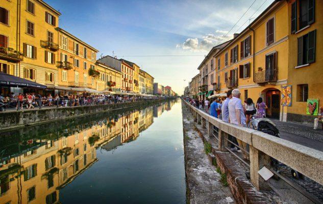 Quartiere Navigli Milano