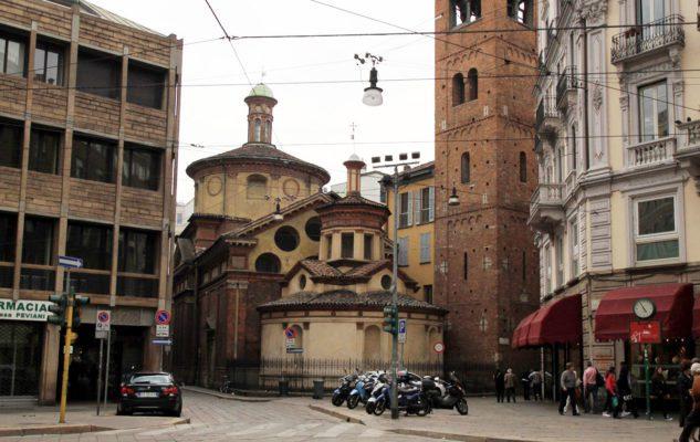 La Chiesa di Santa Maria presso San Satiro: un piccolo gioiello nel cuore di Milano