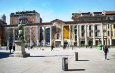Le Colonne di San Lorenzo: simbolo dalla Milano Imperiale e centro della movida