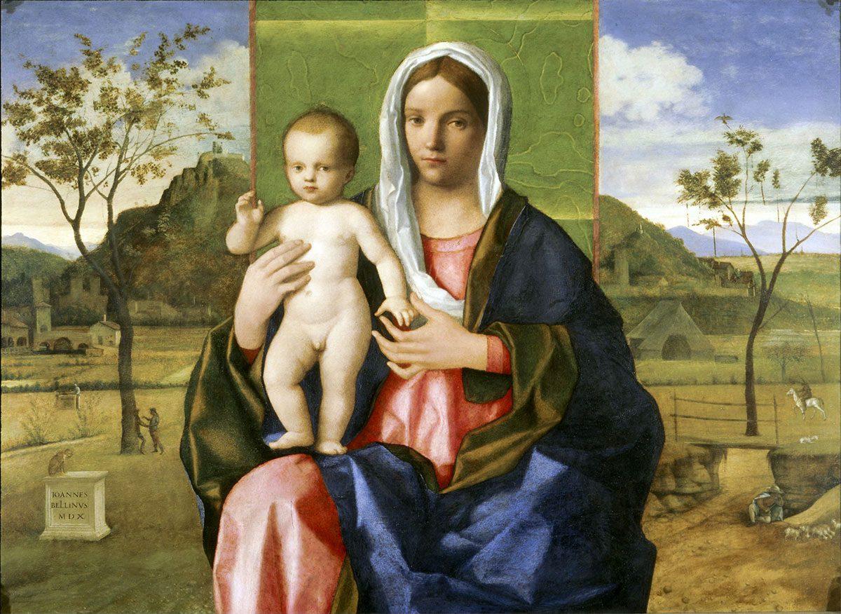 Madonna col Bambino (di Giovanni Bellini)