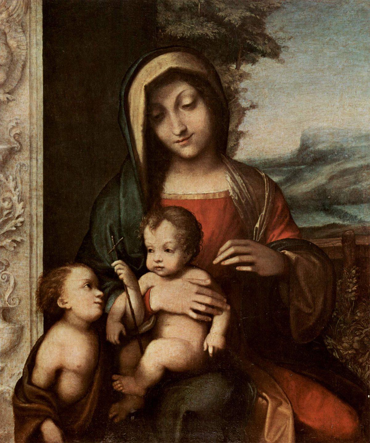Madonna Bolognini (di Correggio)