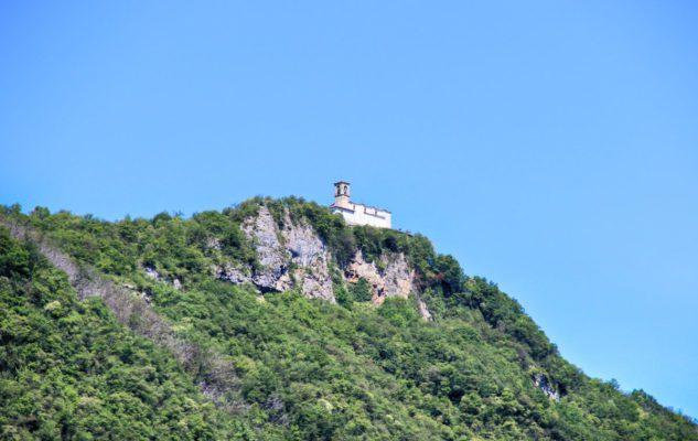 Monte Isola Santuario