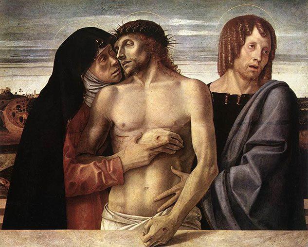La Pietà (di Giovanni Bellini)