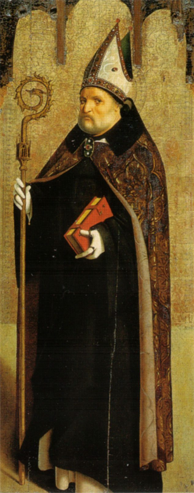 San Benedetto (di Antonello da Messina)