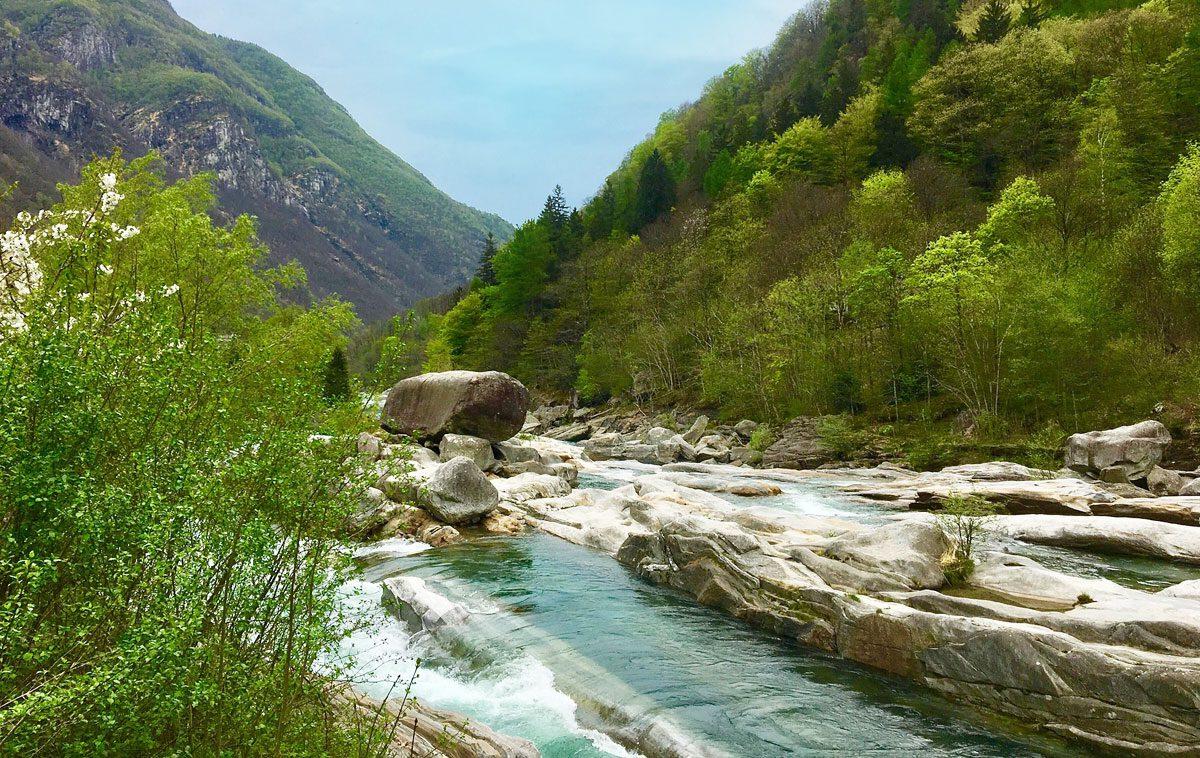 Fare un bagno vicino Milano nella Natura