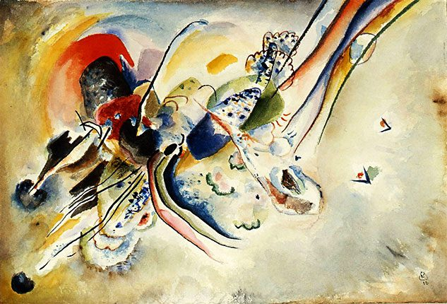 Composizione (di Vasilij Kandinskij)