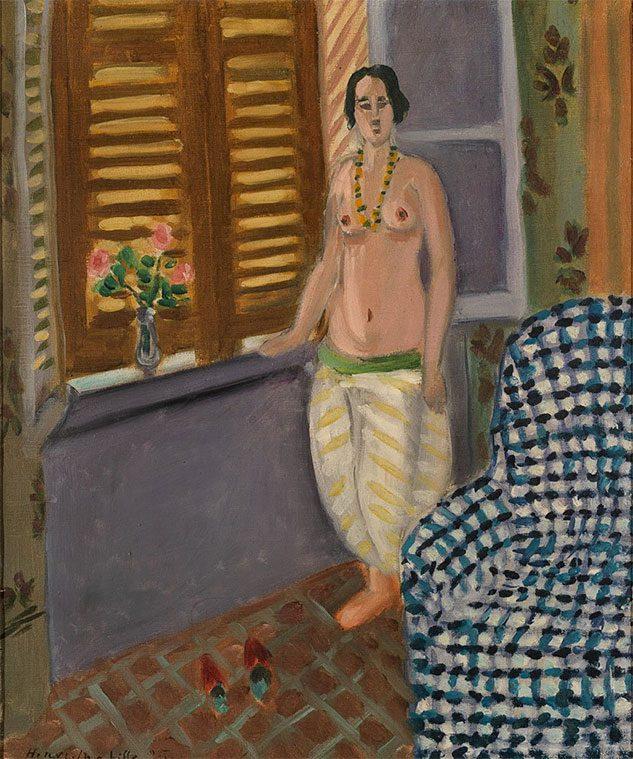 Odalisca (di Henri Matisse)