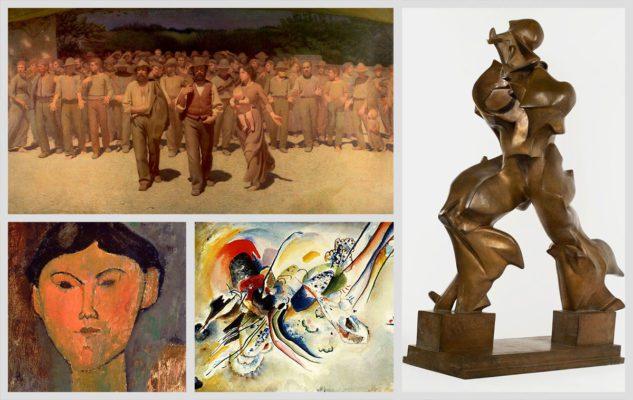 Opere Museo del Novecento