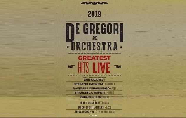 Francesco De Gregori & Orchestra a Milano nel 2019: data e biglietti del concerto