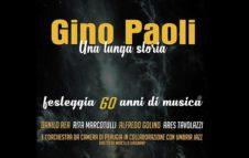 Gino Paoli a Milano nel 2020