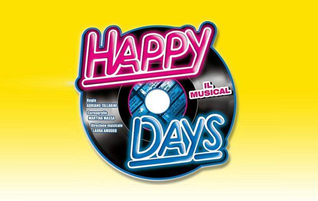 Happy Days, il musical a Milano: data e biglietti dell'unico spettacolo del 2019