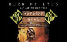 Machine Head a Milano nel 2019