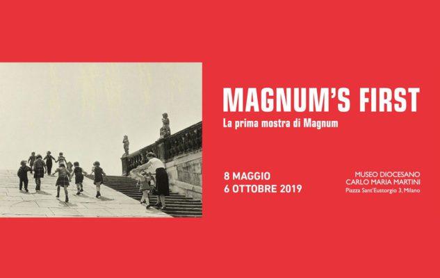 Magnum's First. La prima mostra di Magnum sbarca a Milano