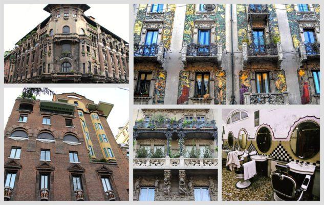 Milano Liberty: le 10 meraviglie da non perdere in città