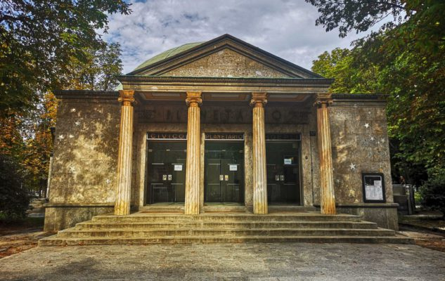 Planetario Civico Ulrico Hoepli