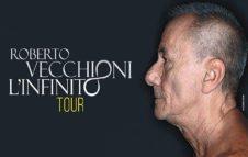 Roberto Vecchioni a Milano nel 2019