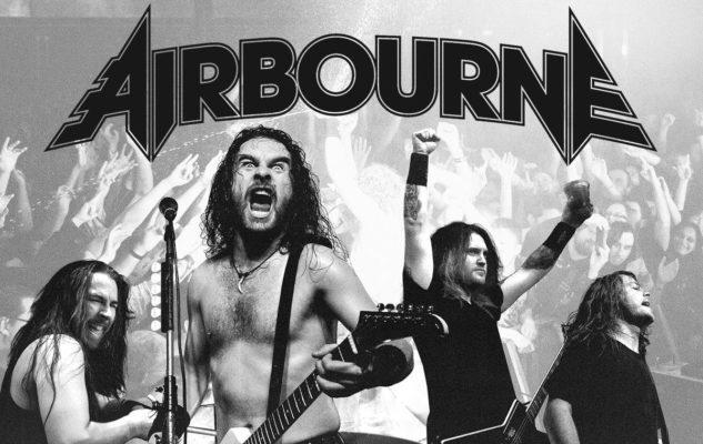 Airbourne a Milano nel 2019: data e biglietti del concerto