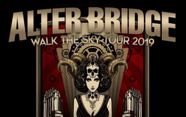 Alter Bridge a Milano nel 2019: data e biglietti del concerto