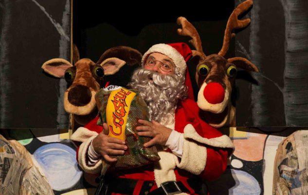 Buon Natale Babbo Natale: spettacolo per bambini al Teatro Manzoni