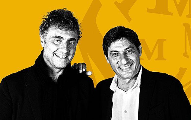 """Emilio Solfrizzi e Antonio Stornaiolo a Milano con """"Il Cotto e il Crudo"""""""