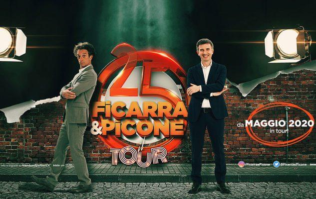 Ficarra e Picone a Milano nel 2020: date e biglietto dello spettacolo