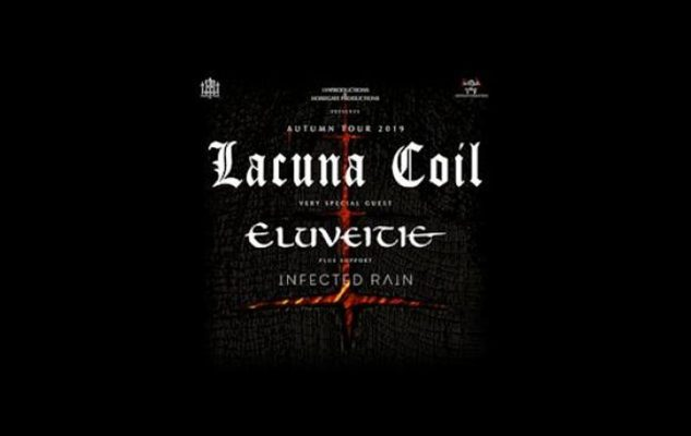 Lacuna Coil a Milano nel 2019: data e biglietti del concerto