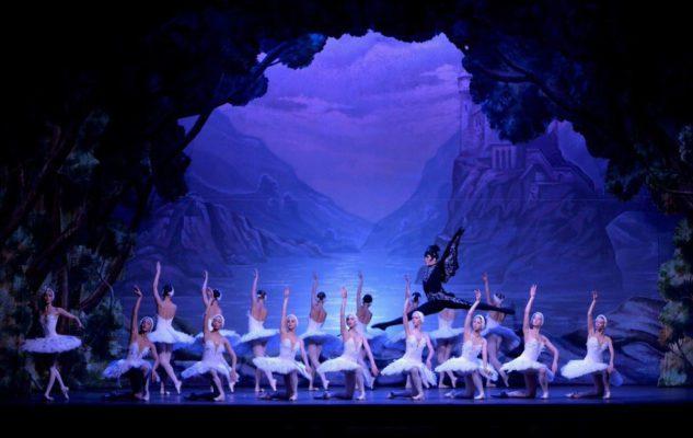 """Il Lago dei Cigni a Milano nel 2019 con i ballerini del """"Russian Classical Ballet"""""""