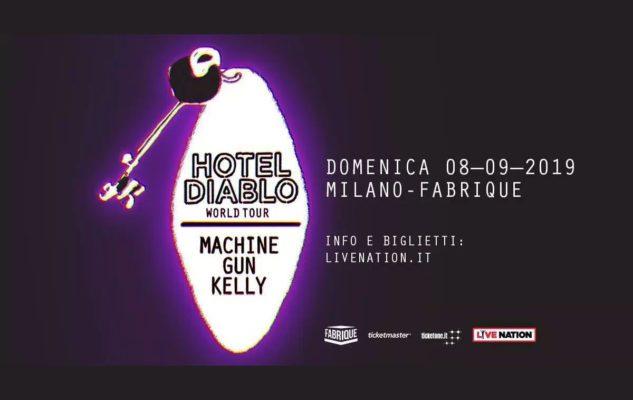 Machine Gun Kelly a Milano nel 2019: data e biglietti del concerto