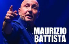 """Maurizio Battista a Milano nel 2021 con """"30 anni e non li dimostra..."""""""