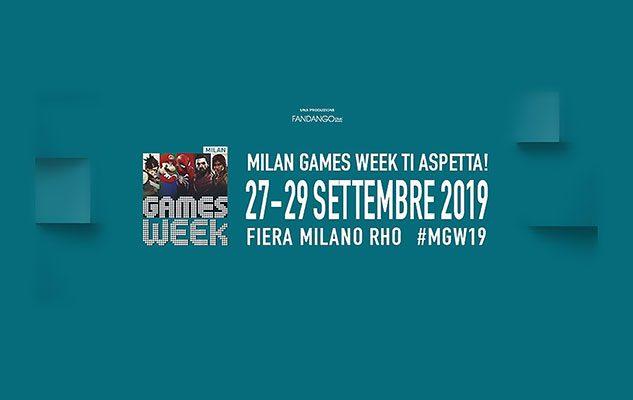 Milan Games Week: la fiera dedicata al mondo dei videogiochi