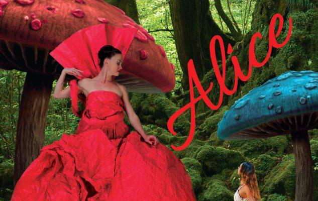"""Momix a Milano nel 2021 con """"Alice… Alice… Alice"""": acrobazia e danza nel Paese delle Meraviglie"""