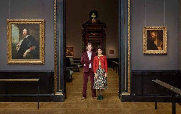 """Wes Anderson a Milano con la mostra """"Il Sarcofago di Spitzmaus e altri tesori"""""""