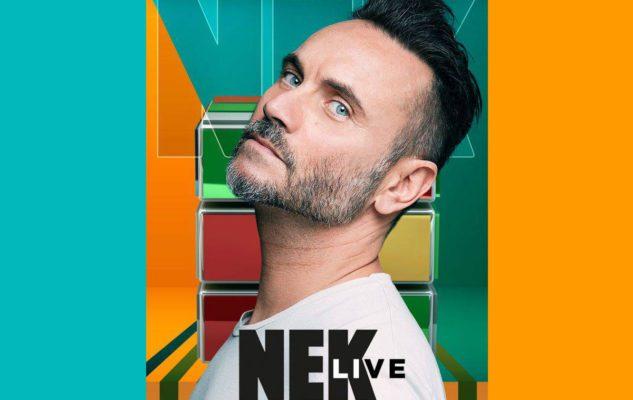 Nek a Milano nel 2019: data e biglietti del concerto