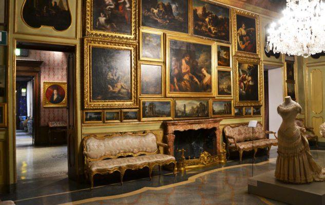 Palazzo Morando - Costume Moda Immagine