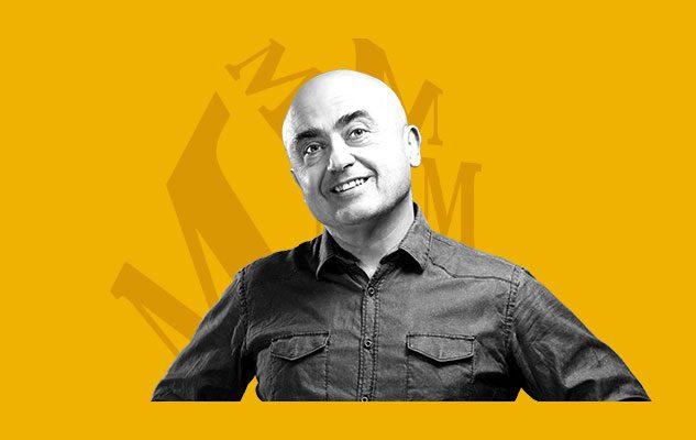 """Paolo Cevoli a Milano nel 2019 con """"La sagra famiglia"""""""