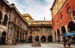 Piazza Mercanti, il salotto medievale di Milano