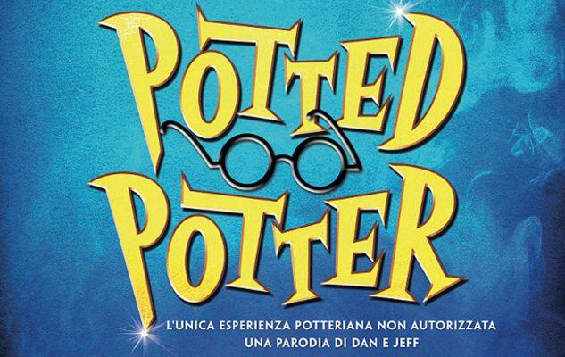 Potted Potter a Milano nel 2019: lo show rivelazione arriva in Italia