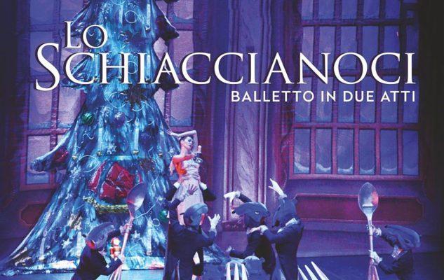 """Lo Schiaccianoci a Milano nel 2019 con le stelle del """"Russian Classical Ballet"""""""