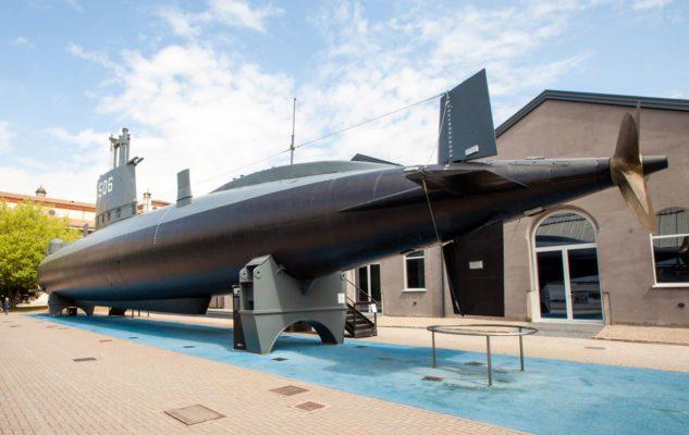"""Sottomarino """"Enrico Toti"""""""