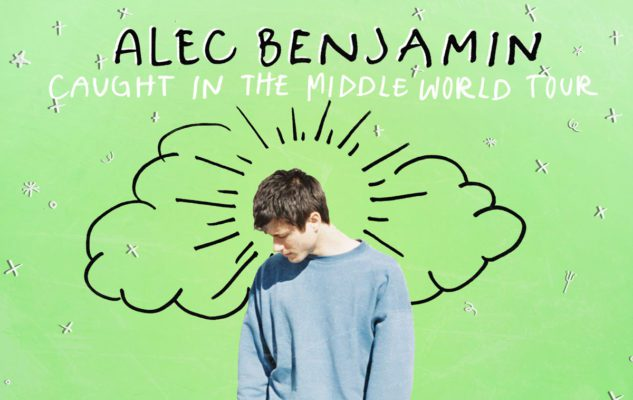 Alec Benjamin a Milano nel 2019: data e biglietti del concerto