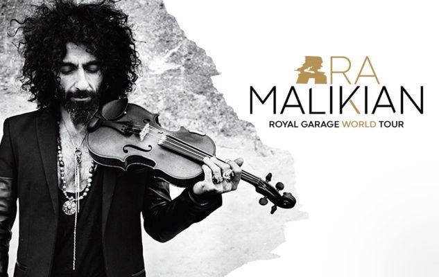 Ara Malikian a Milano nel 2019: data e biglietti del Royal Garage World Tour