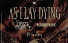 As I Lay Dying, Chelsea Grin & Unearth