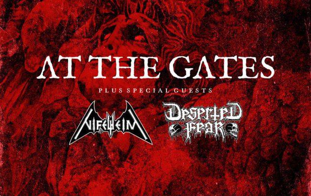 At The Gates a Milano nel 2019: data e biglietti del concerto